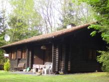 Ferienhaus Blockhaus Bluhmki