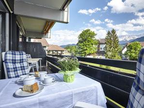 Ferienwohnung Alpenkette