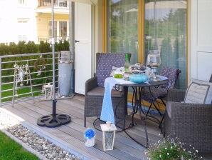 Ferienwohnung 4 in der Villa Sanddorn