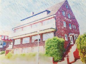 Ferienwohnung Strandhaus Rose 21