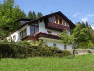 im Ferienhaus Waldhof
