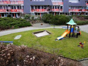 Komfortables Apartment Hof mit Balkon/Terrasse, Ameland