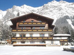 Dachstein in der Pension Hoffelner