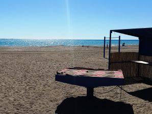 Ferienwohnung in 2. Strandlinie