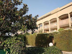 Apartment in der Pool-Residence Le Mandarin