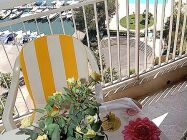 in der Residence Cannes la Marina