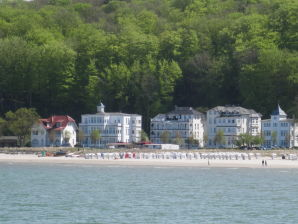 Ferienwohnung Meeresgruß in der Villa Agnes