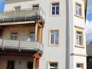 im Apartmenthaus Zentral