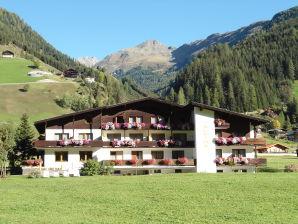 Ferienwohnung im Gästehaus Alpina