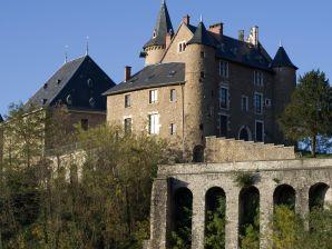 Luxus im Schloss in den Französischen Alpen
