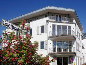 Ferienwohnung 16 im Strandhaus Seeblick F627