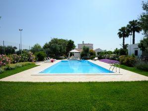 Ferienwohnung Villa Pompea