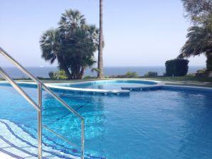 Ferienwohnung Maisonnette Meerblick-Nähe Palma