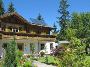Ferienwohnung Landhaus Hinteregg