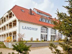 Ferienwohnung 204 Landhof Usedom