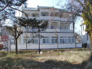 Moritzburg in der Villa Strandblick