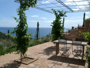 Ferienwohnung Villa Golfo Stella Erdgeschoss
