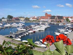 Ferienwohnung Yachthafen-Lounge
