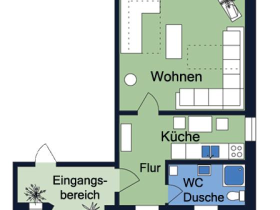 ferienwohnung im naturpark stettiner haff stettiner haff herr thomas maiwald. Black Bedroom Furniture Sets. Home Design Ideas