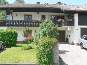 Ferienwohnung 3 Hörnerblick im Gästehaus Gaisalpe