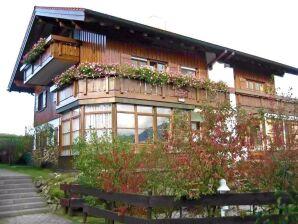 Ferienwohnung im Obergeschoss im Haus Sonnenbergle