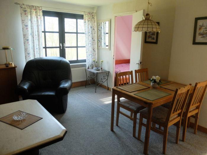 Ferienwohnung im Haus LUV und LEE Nordsee Dithmarschen