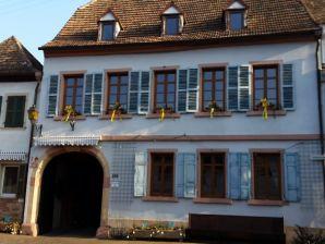 Dorfplatz im Haus Wasmuth