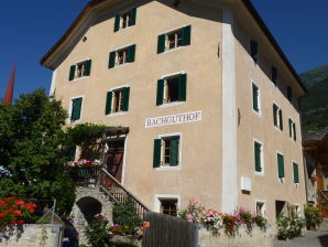 Ferienwohnung auf dem Bauernhof Bachguthof