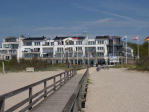 Ferienwohnung Ostseetraum in der Villa Meeresrauschen
