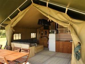 Bungalow Safarizelt Oostvoorne - ZH092