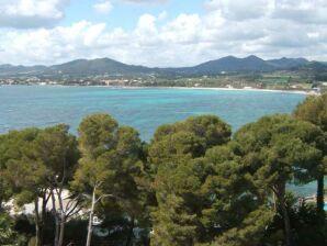 Apartment Pins y Mar mit Meerblick in Costa de los Pinos
