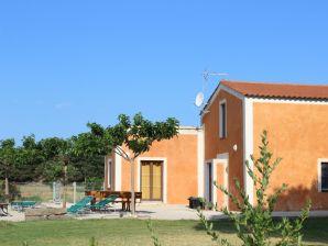 Ferienwohnung Maison Orange