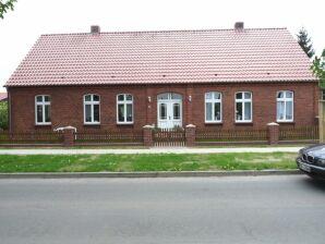 Ferienwohnung in Zepkow