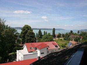 Ferienwohnung mit See- und Bergsicht