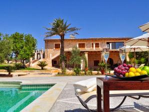 Ferienwohnung S´Hort auf dem Luxuslandgut Sansaloni