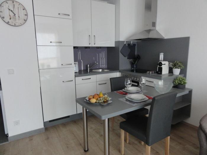apartment komfortables city apartement ideal als. Black Bedroom Furniture Sets. Home Design Ideas