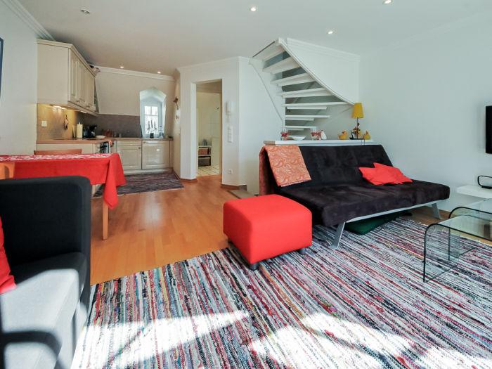 ferienwohnung 2 zi fewo relax lounge westerland auf sylt firma mrm gmbh ferienwohnungen. Black Bedroom Furniture Sets. Home Design Ideas
