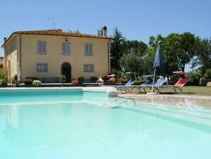 Villa Gruppenunterkunft IT225 Toskana