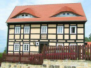 Haus Herta im Elbsandsteingebirge