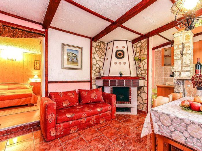 Moderne Wohnzimmer Mit Kamin : Modern eingerichtetes Wohnzimmer mit ...