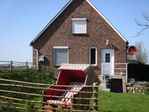 Deichhaus in Nordstrand