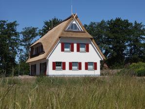 Reetdach Ferienhaus Schröder II
