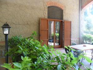 Ferienwohnung Iris in der Villa i Tigli