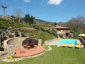 Villa IT253 Arezzo-Stia für Gruppen