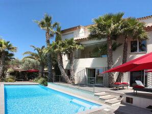 Villa STEMAX-017: Sainte Maxime