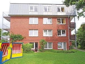 im Apartmenthaus Wattenlöper