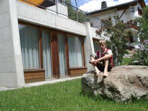 Ferienwohnung Bever nahe St. Moritz, Oberengadin