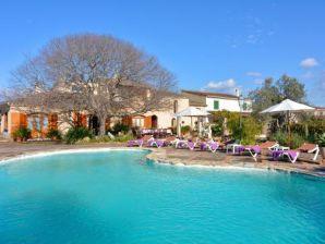 Ferienhaus mit Pool für Familien - 26