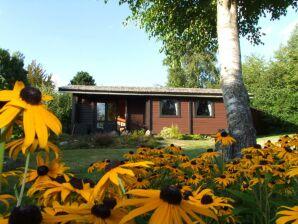 Ferienhaus dieSeeSucht® - Lodge am Fjord