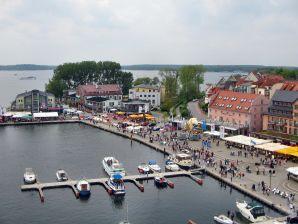 Ferienwohnung Im Alten Hafenspeicher direkt an der Müritz